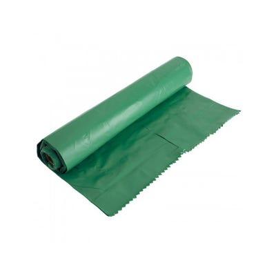 500ga Green Polythene Vapour Barrier 4m X 50m