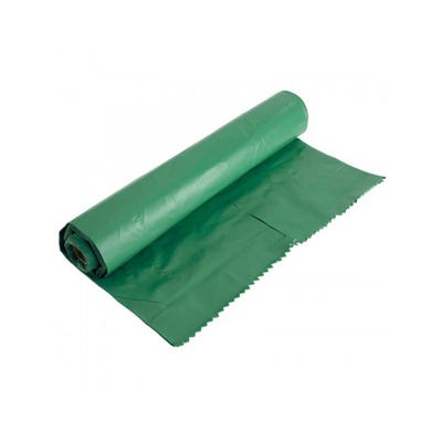 500ga Green Polythene Vapour Barrier 4m X 50m