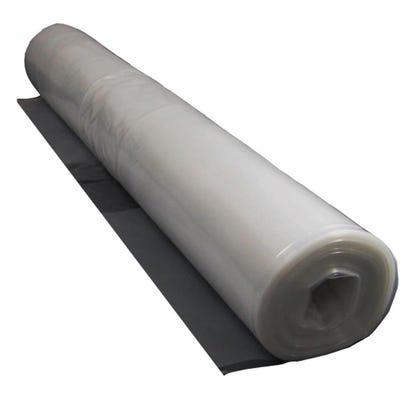 1000ga DPM Clear Damp Proof Membrane 4m x 25m