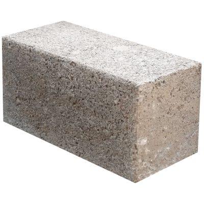 215mm Masterblock Masterdenz Solid Concrete Block 7.3N 215mm x 440mm