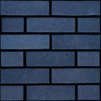 Wienerberger Engineering Brick Class ''B'' Smooth Blue Perforated