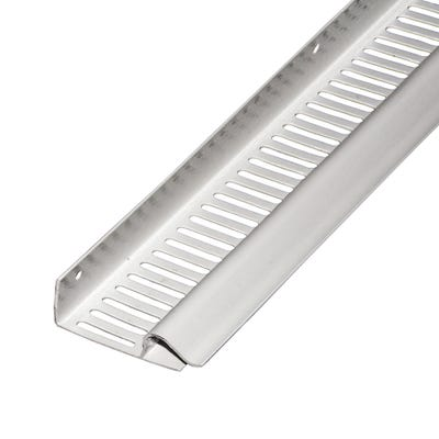 Soffit Strip White 2400mm