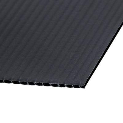 2mm Antinox Protection Board Black 2400mm x 1200mm (8' x 4')