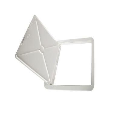 110mm x 160mm Timloc Plastic Access Panel