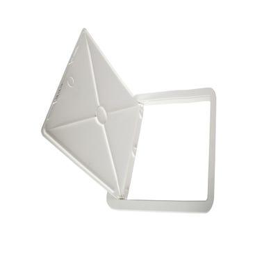 150mm x 230mm Timloc Plastic Access Panel