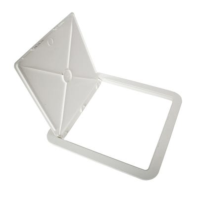 300mm x 300mm Timloc Plastic Access Panel