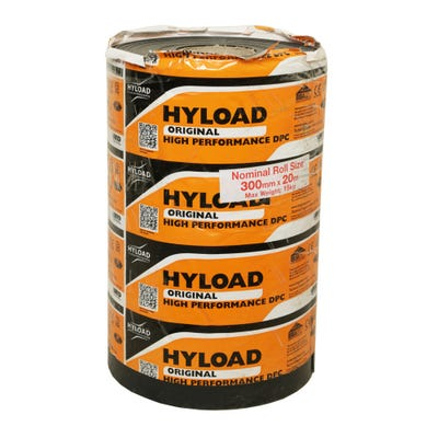 300mm IKO Hyload Original DPC Damp Proof Course 20m