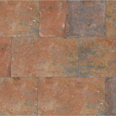 Bradstone Monksbridge Block Paving Royale Mixed 4 Size Pack (9.6m²)