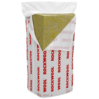 100mm Rockwool Flexi 1200mm x 600mm (4.32m²)