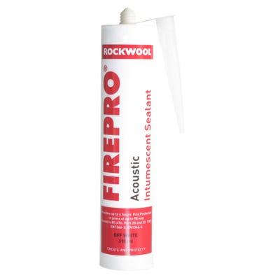 Rockwool Acoustic Intumescent Sealant 310ml