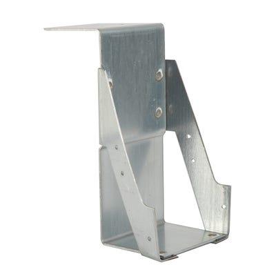 100mm x 225mm Speed Pro Masonry Joist Hanger Galvanised
