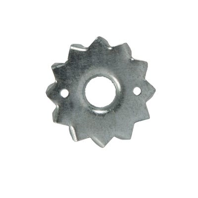 50mm Speed Pro Single Sided Round Timber Connector Galvanised