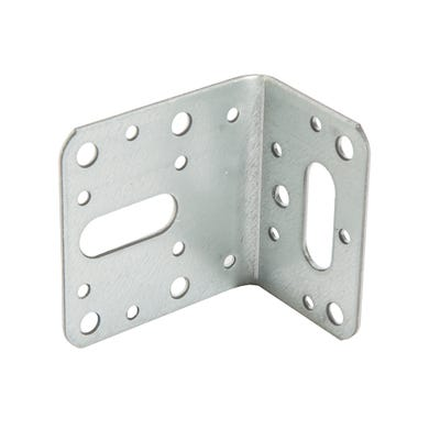 62mm x 60mm x 40mm Speed Pro Angle Bracket Galvanised