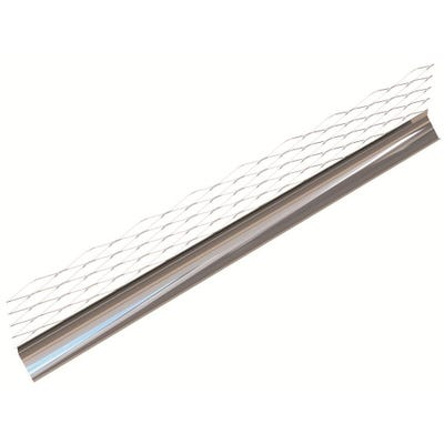 20mm Speed Pro External Render Drip Bead Stainless Steel 3000mm (508)