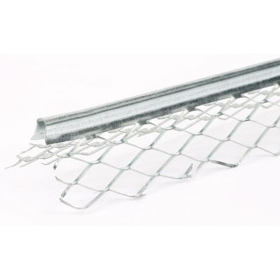 Speed Pro Maxi Angle Bead Short Wing Galvanised 3000mm (558)