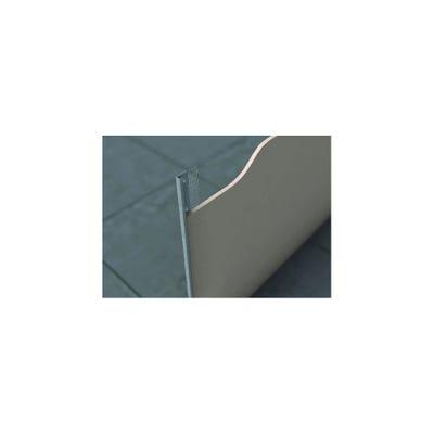 10mm Speed Pro Plaster Stop Bead Galvanised 2400mm (562)
