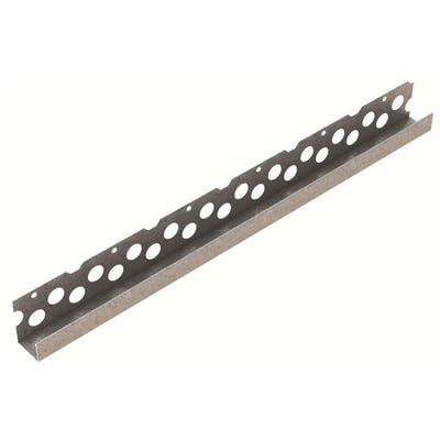 10mm Speed Pro Plasterboard Edge Bead Galvanised 3000mm (567)
