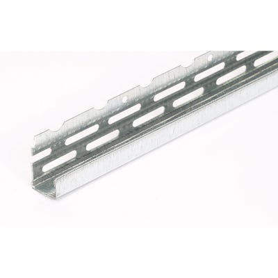 13mm Speed Pro Plasterboard Edge Bead Galvanised 3000mm (568)