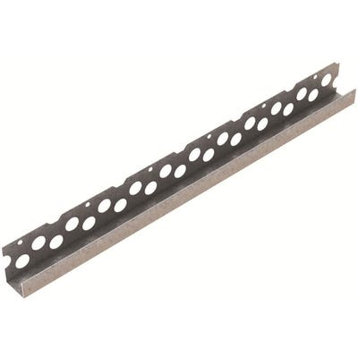 15mm Speed Pro Plasterboard Edge Bead Galvanised 3000mm (576)