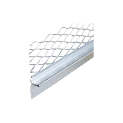 13mm Speed Pro Architrave Bead Galvanised 3000mm (580)