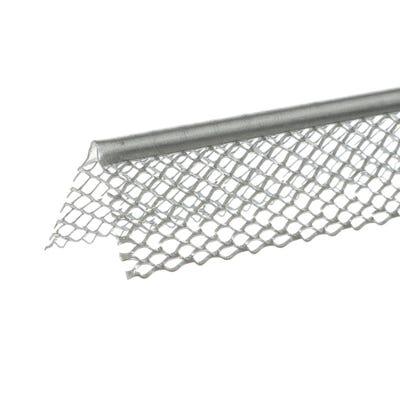Speed Pro Thin Coat Mini Mesh Angle Bead Galvanised 3000mm (595)