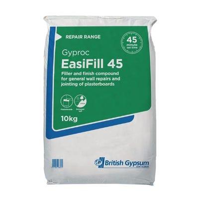 British Gypsum Gyproc Easi-Filler 45 10Kg