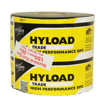 150mm IKO Hyload Trade DPC Damp Proof Course 20m