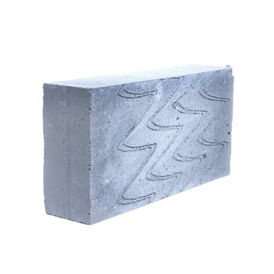 100mm Thermalite Shield Aircrete Block 3.6N 215mm x 440mm