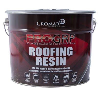 Cromar Pro GRP Roofing Resin 10Kg