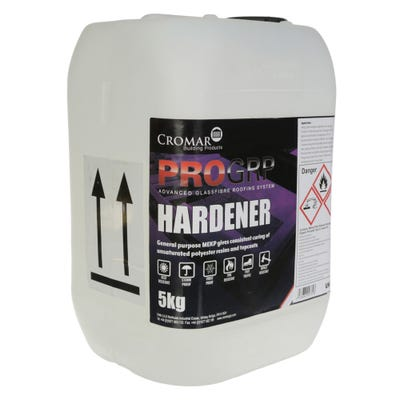Cromar Pro GRP Top Coat Hardener Catalyst 5Kg
