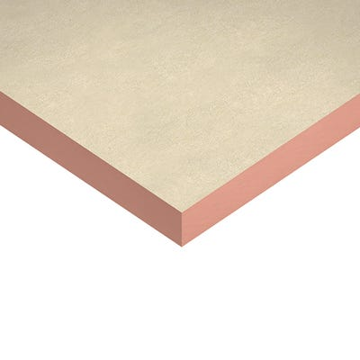 50mm Kingspan Kooltherm K5 External Wall Board 1200mm x 600mm (4' x 2') Pack of 10 (7.2m²)