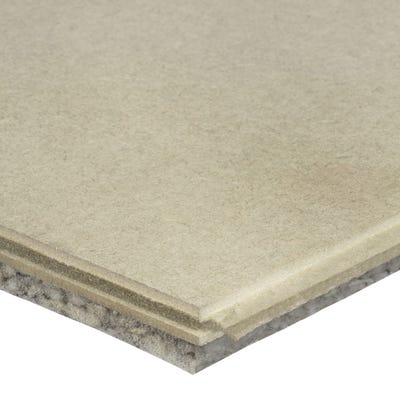 17mm Cellecta Deckfon MDF 17T Acoustic Board 2400mm x 600mm (8' x 2') Pallet of 100