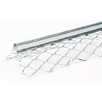 Speed Pro Maxi Angle Bead Short Wing Galvanised 3000mm (558) Pack of 50