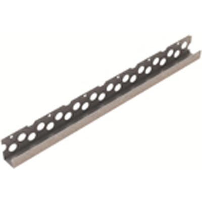 15mm Speed Pro Plasterboard Edge Bead Galvanised 3000mm (576) Pack of 50