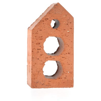 Wienerberger Engineering Brick Squint 45° Smooth Red AN1.2