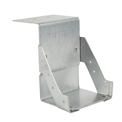 100mm x 150mm Speed Pro Masonry Joist Hanger Galvanised Pack of 15