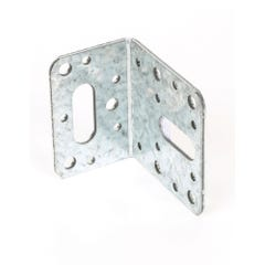 62mm x 60mm x 40mm Speed Pro Angle Bracket Galvanised Pack of 50