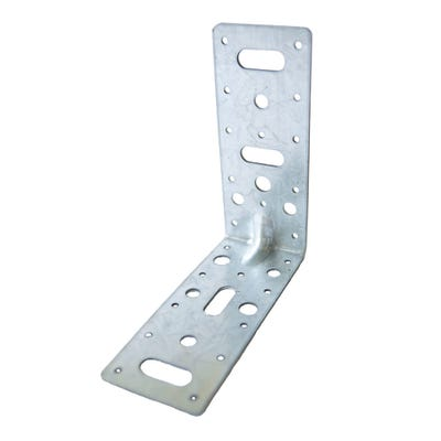 90mm x 90mm x 62mm Speed Pro Angle Bracket Galvanised Pack of 50