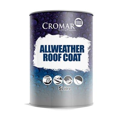 Cromar Bituminous All Weather Roof Coat 25L