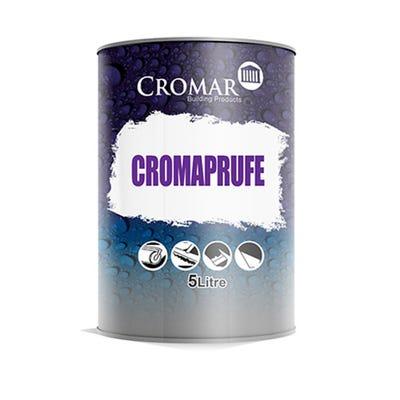 Cromar Cromaprufe Rubberised Bitumen Emulsion 5L