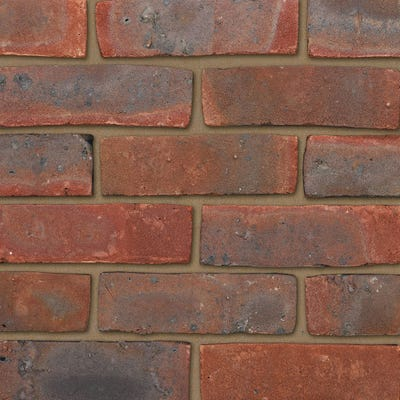 Ibstock Bexhill Purple Multi Stock Facing Brick Pack of 500