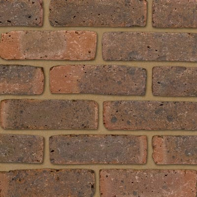 Ibstock Bexhill Reclaim Dark Stock Facing Brick Pack of 500