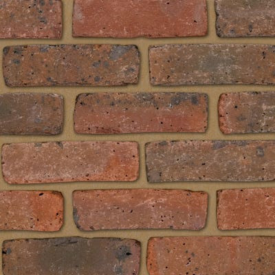 Ibstock Bexhill Reclaim Red Stock Facing Brick Pack of 500
