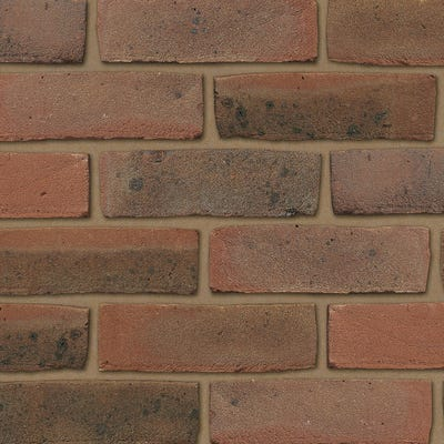 Ibstock Cottage Mixture Stock Facing Brick Pack of 500