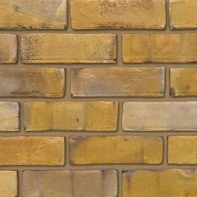 Ibstock Funton Second Hard Yellow Stock Facing Brick Pack of 500