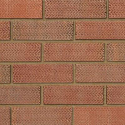 Ibstock Tradesman 65mm Rustic Blend Wirecut Facing Brick Pack of 400