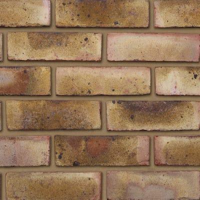 Ibstock Cooksbridge Yellow Clamp Stock Facing Brick Pack of 370