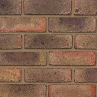 Ibstock New Chailey Stock Facing Brick Pack of 370