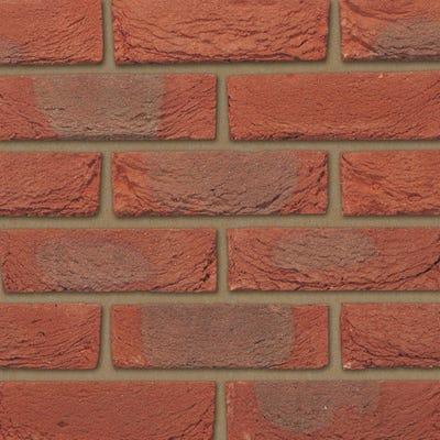 Ibstock Grosvenor Autumn Flame Stock Facing Brick Pack of 430