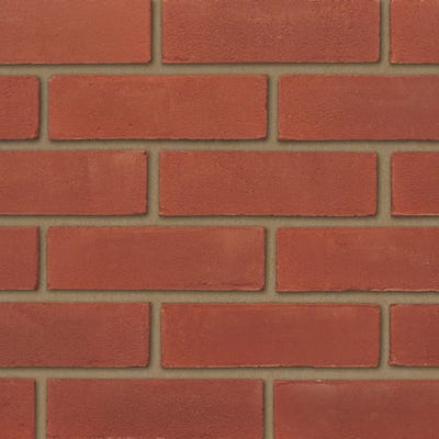 Ibstock Leicester Red Stock Facing Brick Pack of 500